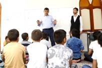 PEYGAMBER - Fadıloğlu Kuran Kursu Öğrencileriyle Bir Araya Geldi