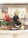KULÜP BAŞKANI - Fenerbahçeli Futbolcunun Ağabeyi Bolvadin Spor'da