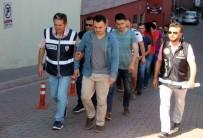 FETÖ Operasyonunda Gözaltına Alınan 11 Şüpheli Adliyede
