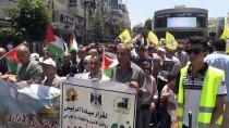 AVIGDOR LIBERMAN - Filistinliler İsrail'in 'Vergi' Yasasını Protesto Etti