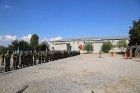 TUGAY KOMUTANI - Garnizon Komutanlığında Devir-Teslim Töreni Düzenlendi