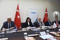 ESENGÜL CIVELEK - GEKA 108. Yönetim Kurulu Toplantısı Yapıldı