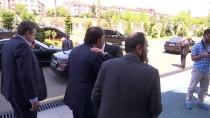 TÜRKIYE BASKETBOL FEDERASYONU - Gençlik Ve Spor Bakanlığında İstişare Toplantısı