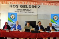 KıZıLAY - Gevaş'ta AK Parti Yerel Yönetimler İstişare Toplantısı