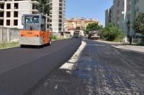 SOMA - Giresun Belediyesi'nden Asfalt  Çalışması