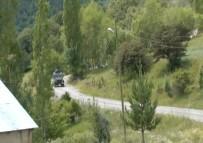 ÖZEL HAREKET - Gümüşhane'de teröristlerle çatışma