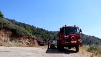 AMANOS DAĞLARI - Hatay'daki Orman Yangını