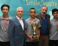 HENTBOL - Hentbolun Şampiyonları Kupayı Bozbey'e Getirdi
