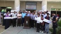 İNSANİ YARDIM - İsrail'in Çocukları Hedef Alması Protesto Edildi