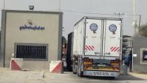 GAZZE - İsrail, Kerm Ebu Salim Sınır Kapısını Kapatıyor