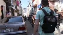 POLİS HELİKOPTERİ - İstanbul'da Narkotik Uygulaması