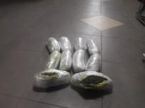 UYUŞTURUCU TİCARETİ - Kahramanmaraş'ta Uyuşturucu Operasyonu
