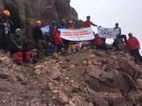 Kayseri UMKE Ekipleri Sütdonduran Kampını Başarı İle Tamamladı