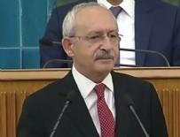 TAHAMMÜL - Kılıçdaroğlu alçak pankarta sahip çıktı
