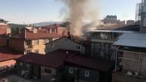 Kırıkkale'de Yangın
