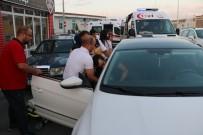 Kütahya'da Silahlı Çatışma Açıklaması 2 Yaralı