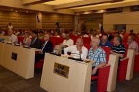 BÜYÜKŞEHİR BELEDİYESİ - Manisa Büyükşehir Belediyesi Meclis Toplantısı Gerçekleştirildi