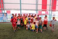 Merkezefendi'de 'Cami Çocukları Yaz Spor Şenlikleri' Başladı