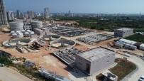 BURHANETTIN KOCAMAZ - Mezitli'ye Yapılan Dev Yatırımda Sona Gelindi