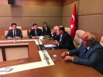 ŞANLIURFA MİLLETVEKİLİ - Milletvekili Toprak AB Uyum Komisyonu Üyesi Oldu