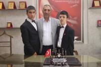 ÇEYREK ALTIN - Milli Eğitim Müdürü Yağcı'dan Engelsiz Yeteneklere Ödül