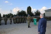 TUGAY KOMUTANI - Muş Garnizon Komutanlığında Devir-Teslim Töreni