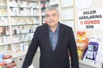 ECZACI ODASI - Niğde Eczacı Odası Başkanı Nihat Öztürk;
