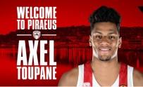 OLYMPIAKOS - Olympiakos, Axel Toupane İle Anlaştı