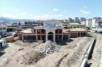 CENAZE - Ordu'ya Cenaze Hizmetleri Binası Yapılıyor