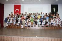 EĞİTİM MERKEZİ - Ortaokul Öğrencilerinin Bilimle İç İçe Oldukları Yaz Tatili Sona Erdi