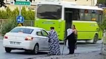 DUYGU SÖMÜRÜSÜ - (Özel) Tuzla'da Şaşkına Çeviren Dolandırıcılık Yöntemi Kamerada