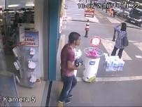 GÜVENLİK KAMERASI - Parfüm Hırsızı Tutuklandı