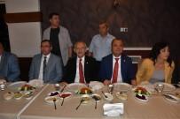 TAZİYE ZİYARETİ - Partisinin Trakya Bölgesi Yöneticileriyle Bir Araya Geldi
