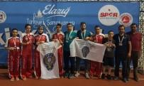 GÜMÜŞ MADALYA - Polisgücü Kick-Boks Sporcuları Dünya Ve Avrupa Yolcusu