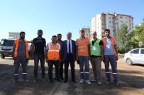 İSMET YıLMAZ - Recep Tayyip Erdoğan Bulvarı'nda Çalışmalar Sürüyor