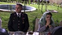 ADNAN MENDERES ÜNIVERSITESI - Şehit Ailesinden Emniyet Teşkilatına Hayır Yemeği
