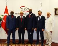 50 MİLYON DOLAR - Senegal'den Türk İş Adamlarına Yatırım Daveti