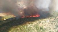 JANDARMA - Seydikemer'de Orman Yangını Kontrol Altına Alındı