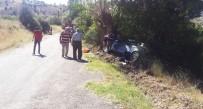 Sivas'ta Trafik Kazası Açıklaması 2 Ölü