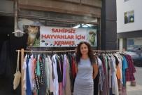 KERMES - Sokak Hayvanları Yararına Kermes Düzenlendi