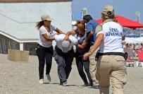GÜVENLİKÇİ - Suçluların Korkulu Rüyası 'Kadın Güvenlikçiler'