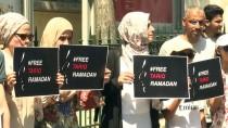 İNSAN HAKLARı DERNEĞI - Tarık Ramazan'ın Yargı Sürecine İlişkin Eylem