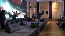 ARNAVUT - Tiran'da 'Serdar Tuncer İle Şiir Dinletisi' Programı