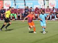 PARMAK - Trabzonspor'dan Tek Gollü Prova