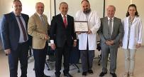 ALI ARSLANTAŞ - Türk Tıbbi Onkoloji Derneği'nden ESOGÜ Tıp Fakültesi'ne 'Yeterlik Belgesi'