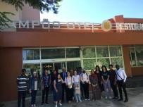 YABANCI ÖĞRENCİLER - Türkçe Yaz Okulu'na 24 Yabancı Öğrenci Katıldı