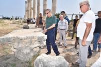 ALİ İHSAN SU - Vali Su, Antik Alanları İnceledi