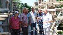 HASAN ERDOĞAN - Verem Savaş Derneği Camiye Ek Bina Yaptırıyor