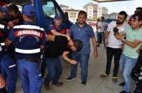 JANDARMA - Yüksek Güvenlik Önlemleri Altında Adliyeye Getirildiler