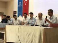 UMRE - Zonguldak'ta Hacı Adaylarına Bilgilendirme Yapıldı